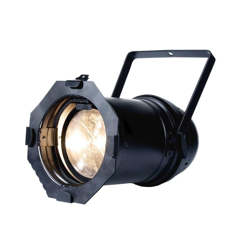 proiettore led par zoom 100w 3000k proiettori e led amlux s r l. Black Bedroom Furniture Sets. Home Design Ideas