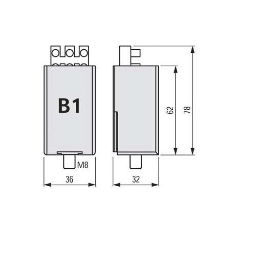 Elektrisches Zündgerät für Metalldampflampen 35-400W Typ TCI NI400 LE 4K